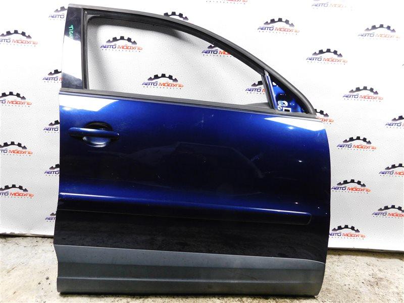 Дверь Volkswagen Tiguan 5N1 CAW передняя правая