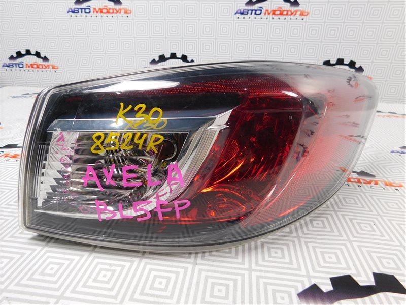 Стоп Mazda Axela BL5FP задний правый
