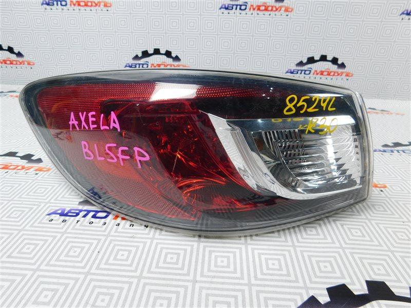 Стоп Mazda Axela BL5FP задний левый