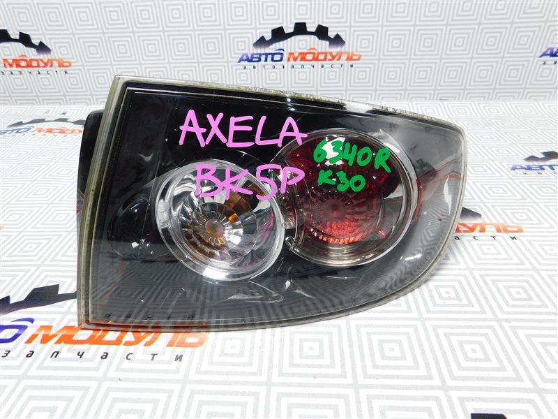 Стоп Mazda Axela BK5P задний правый