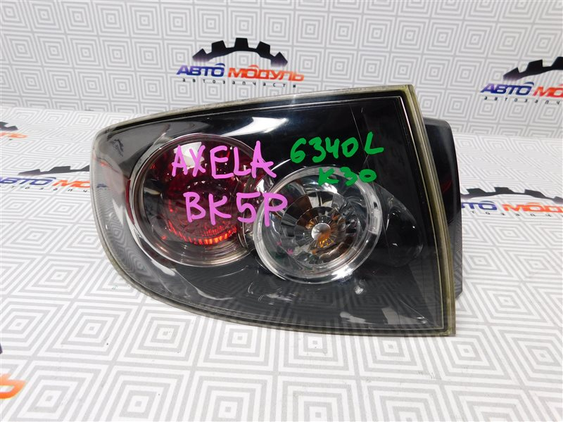 Стоп Mazda Axela BK5P задний левый