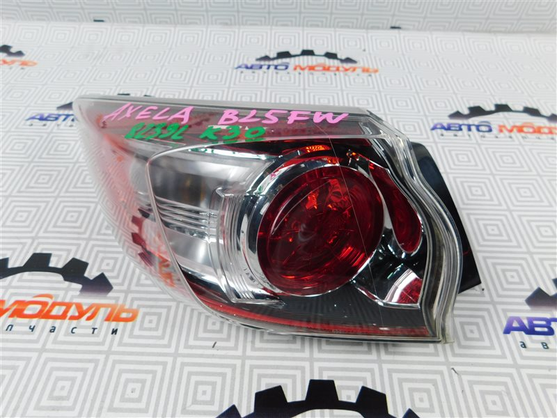 Стоп Mazda Axela BL5FW задний левый