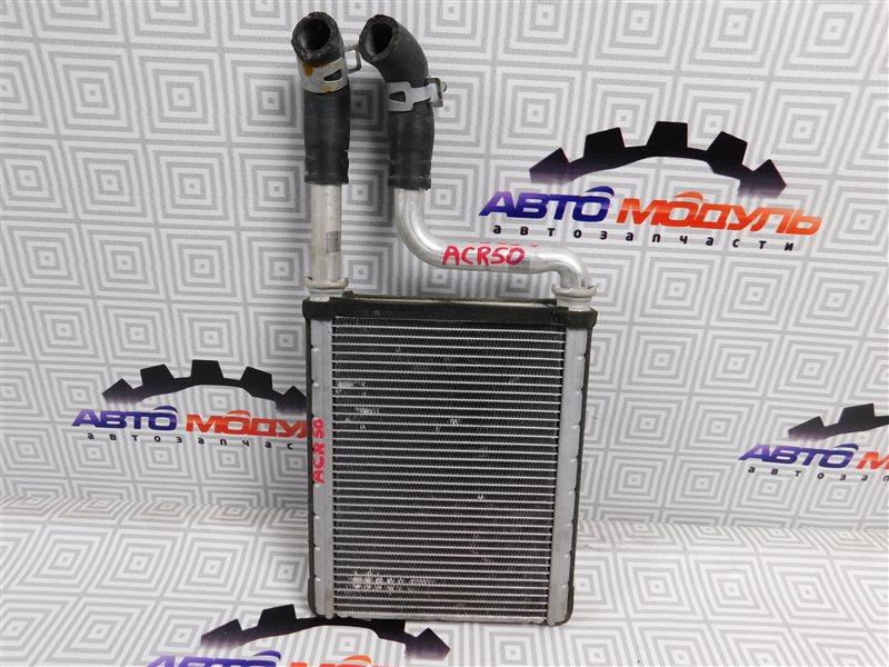 Радиатор печки Toyota Estima ACR50
