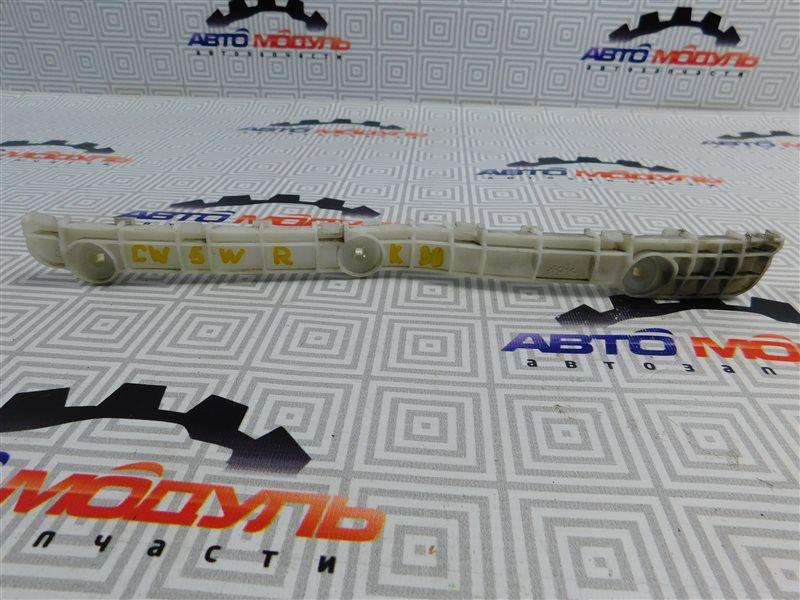 Крепление бампера Mitsubishi Outlander CW5W-0009588 4B12 2005 заднее правое