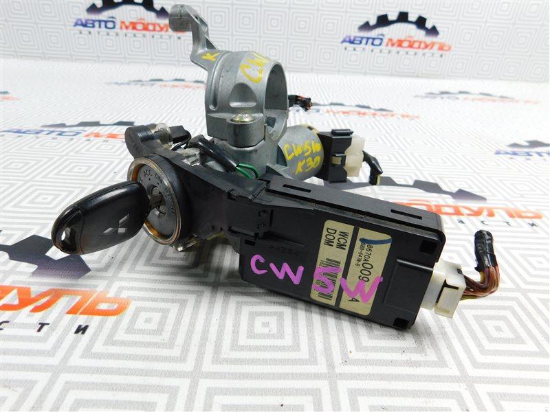 Замок зажигания Mitsubishi Outlander CW5W-0009588 4B12 2005