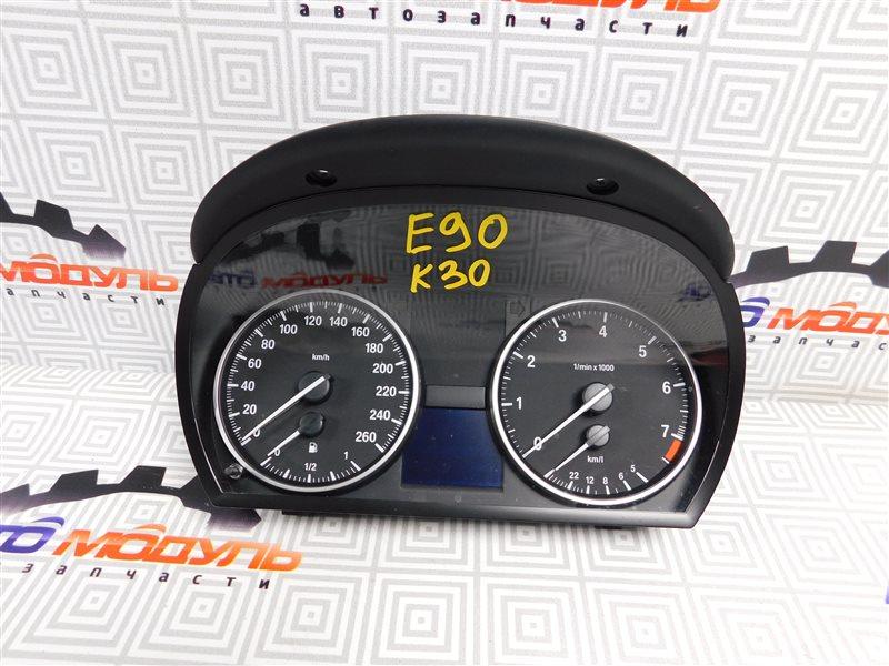 Панель приборов Bmw 3-Series E90 N53B30A 2010