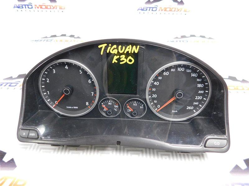 Панель приборов Volkswagen Tiguan 5N1 CAW