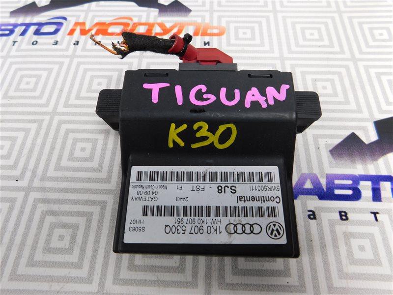 Блок управления Volkswagen Tiguan 5N1 CAW