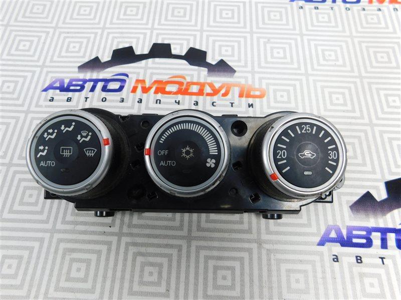 Блок управления климат-контролем Mitsubishi Outlander CW5W-0009588 4B12 2005