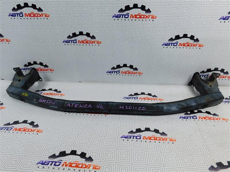 Усилитель бампера Mazda Atenza GHEFP передний нижний