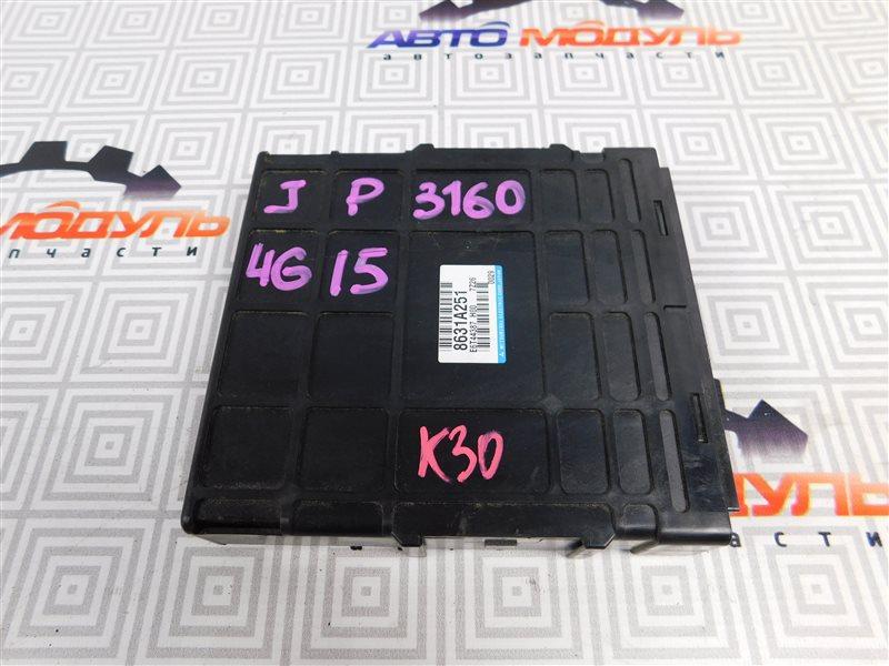 Компьютер двс Mitsubishi Lancer CS2A 4G15