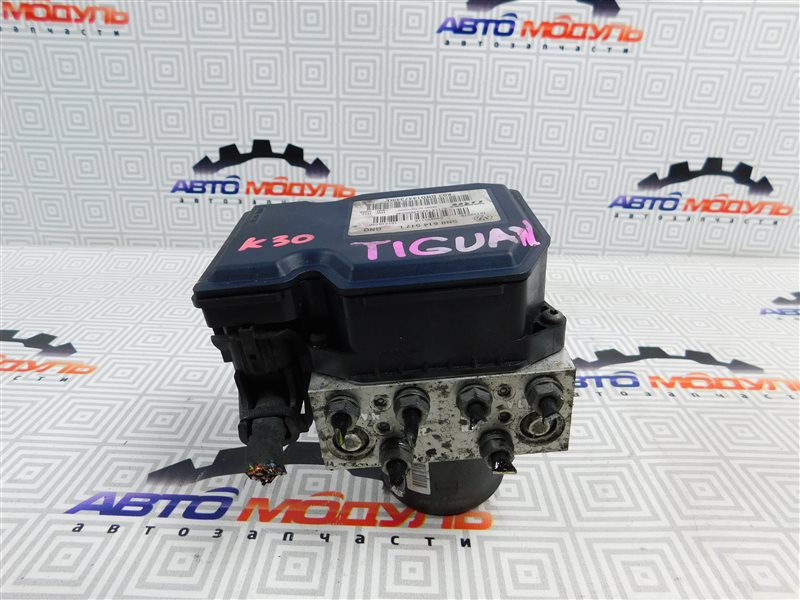Блок abs Volkswagen Tiguan 5N1 CAW