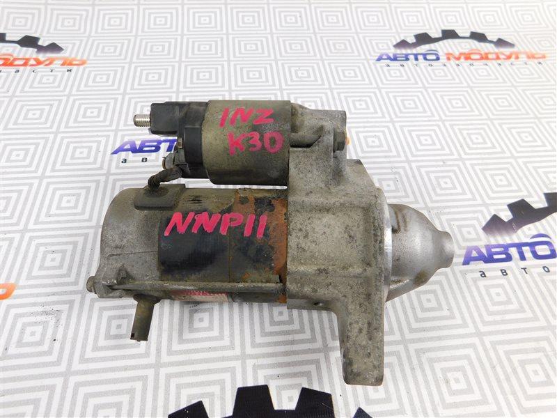 Стартер Toyota Porte NNP10 1NZ
