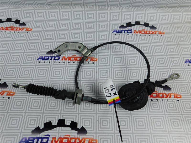 Трос переключения акпп Honda Fit GD1 L13A