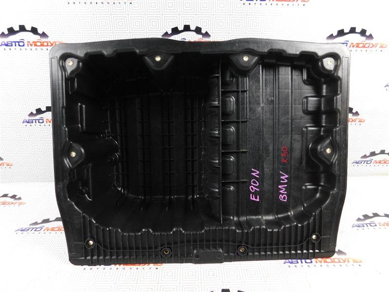 Пол багажника пластик Bmw 3-Series E90 N53B30A 2010
