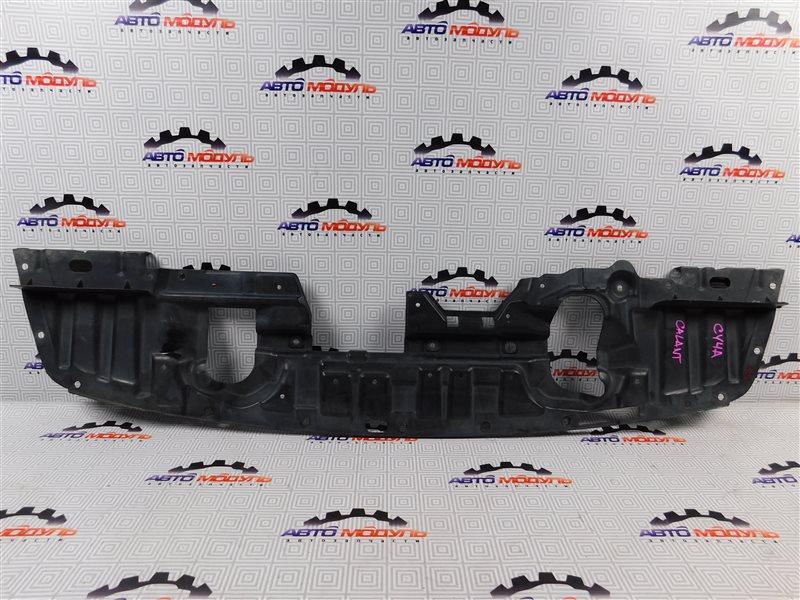 Защита бампера Mitsubishi Lancer X CY4A-0103127 4B11 2007 передняя