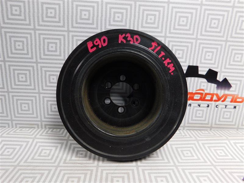Шкив коленвала Bmw 3-Series E90 N53B30A 2010