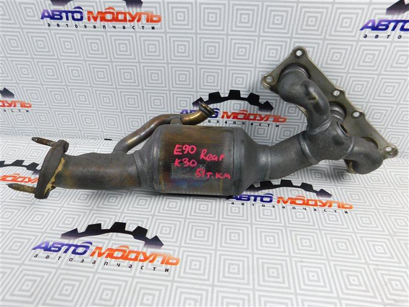 Коллектор выпускной Bmw 3-Series E90 N53B30A 2010 задний