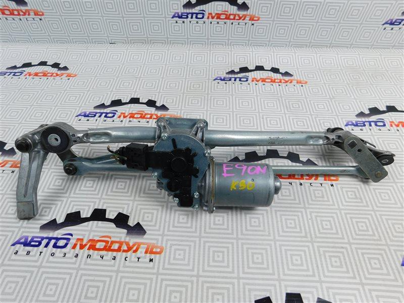 Мотор дворников Bmw 3-Series E90 N53B30A 2010 передний