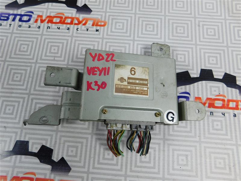 Блок управления акпп Nissan Ad VEY11 YD22