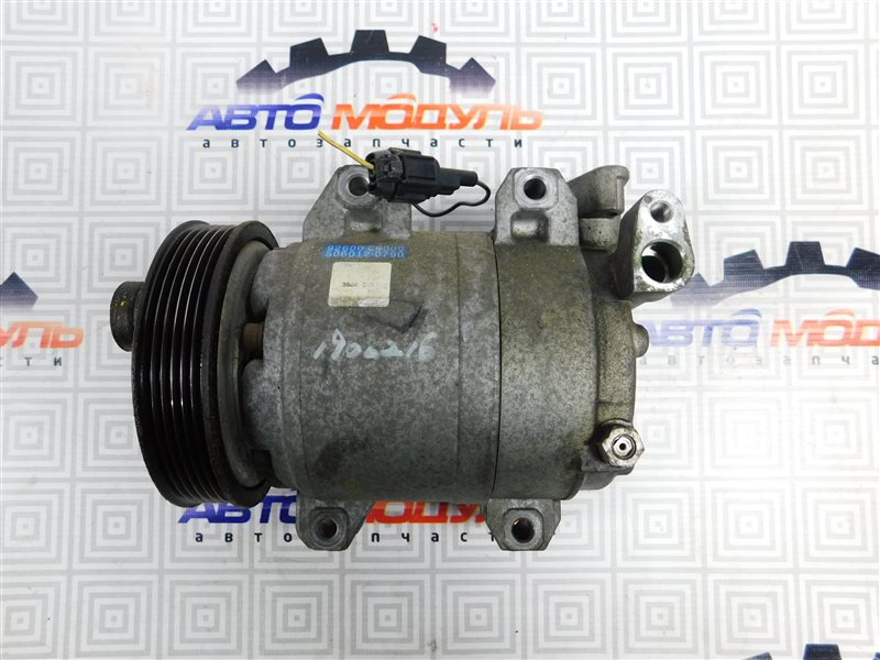 Компрессор кондиционера Nissan Presage TU31 QR25-DE