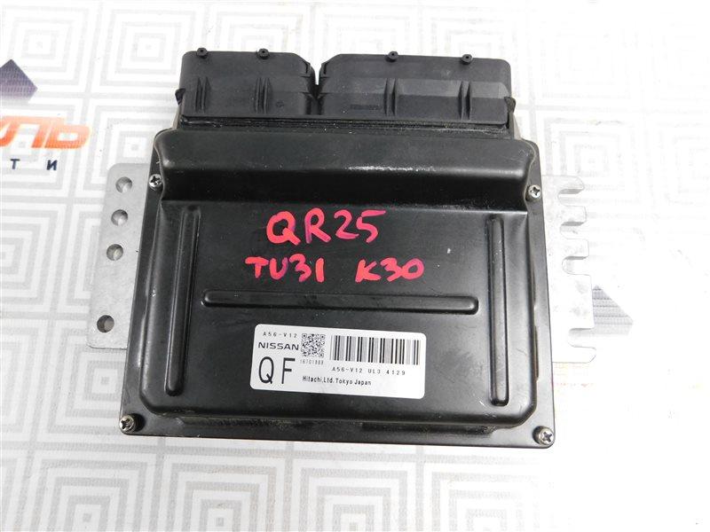 Компьютер двс Nissan Presage TU31 QR25-DE