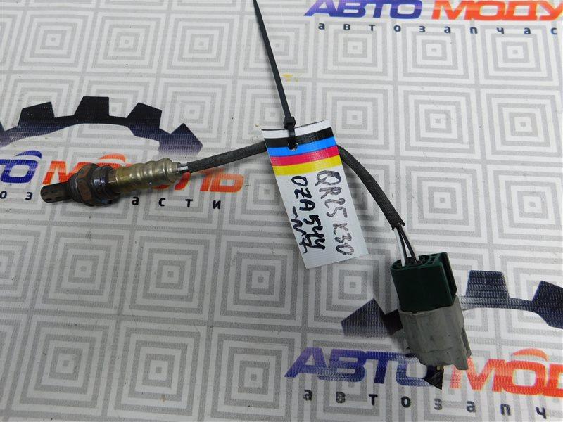 Датчик кислородный Nissan Presage TU31 QR25-DE