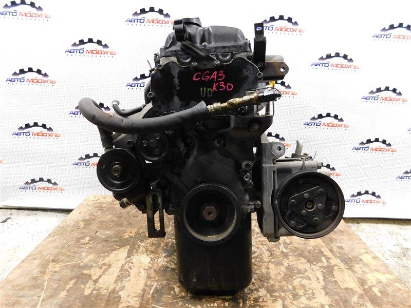 Двигатель Nissan Cube AZ10 CGA3