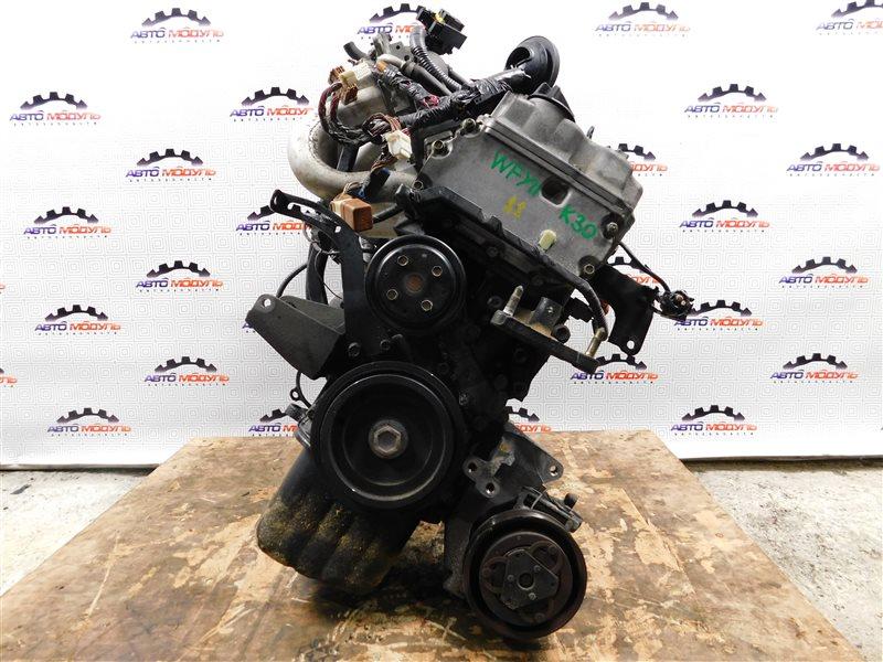 Двигатель Nissan Wingroad WFY11 QG15