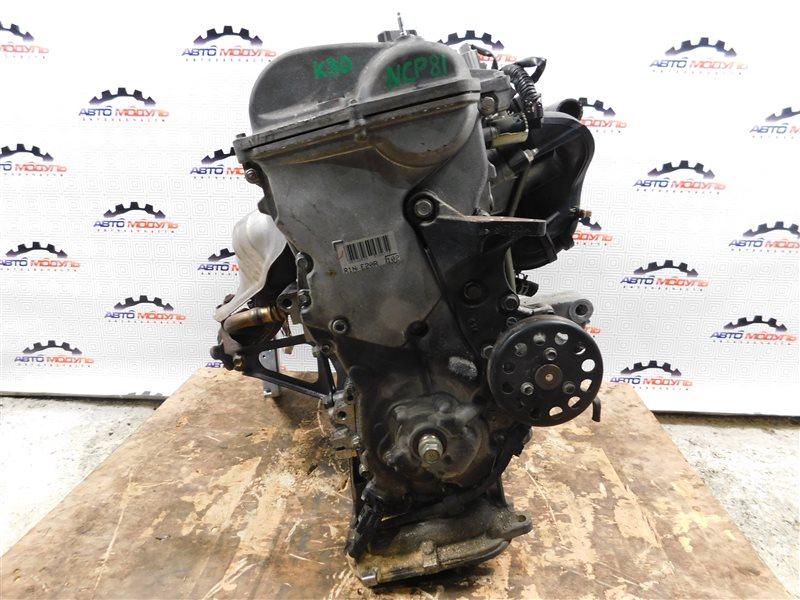 Двигатель Toyota Sienta NCP81 1NZ