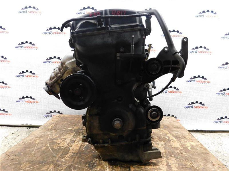 Двигатель Mitsubishi Outlander CW5W-0009588 4B12 2005