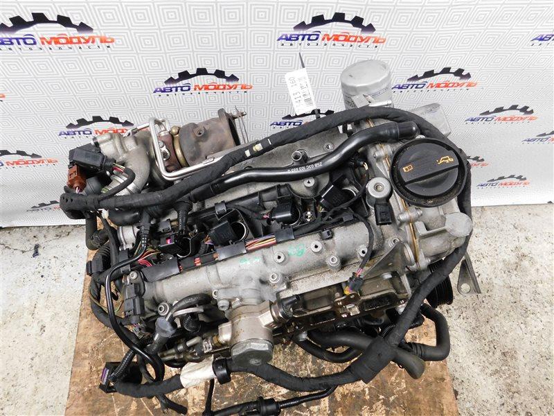 Двигатель Volkswagen Passat B7 CAX 2011
