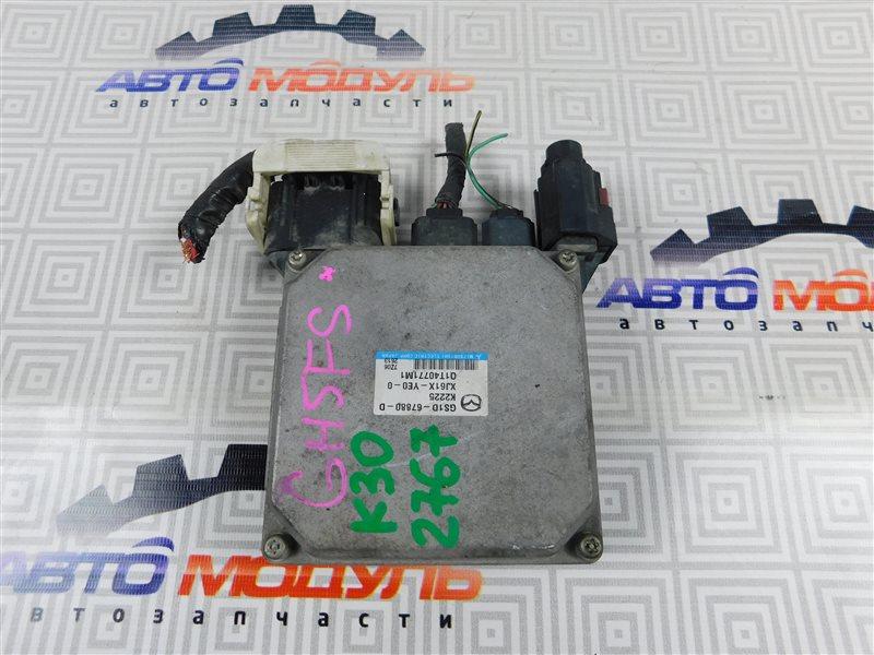 Блок управления рулевой рейкой Mazda Atenza GH5FS L5-VE