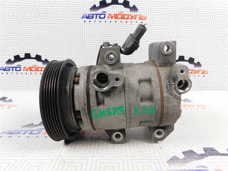 Компрессор кондиционера Mazda Atenza GH5FS L5-VE