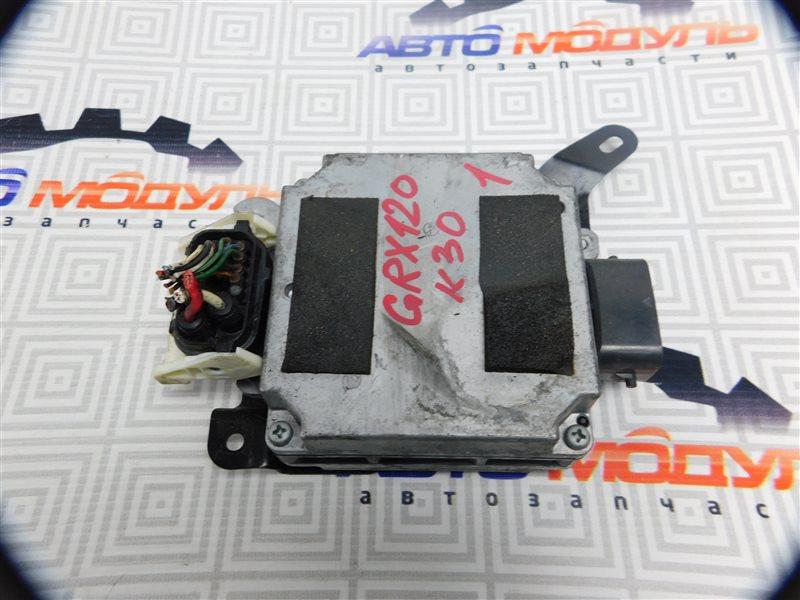 Блок управления рулевой рейкой Toyota Mark X GRX120-0044217 4GR-FSE 2005