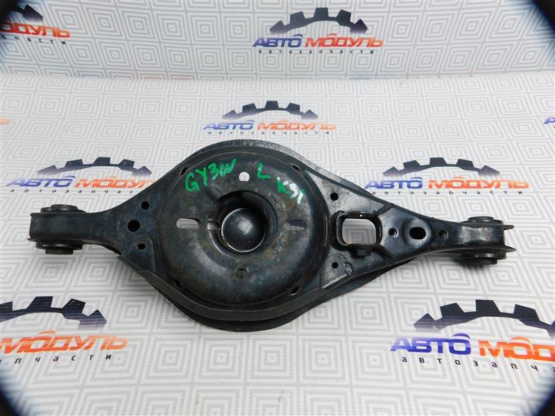 Рычаг Mazda Atenza GY3W-504025 L3 2006 задний левый нижний