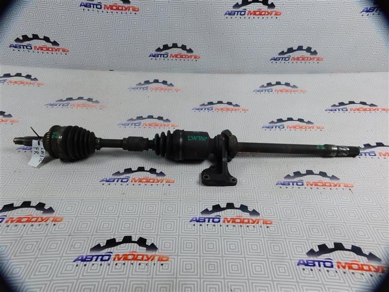 Привод Mazda Mpv LW3W L3 передний правый