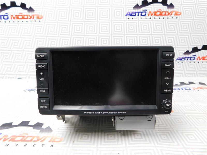 Магнитофон Mitsubishi Lancer X CY4A-0111586 4B11 2008