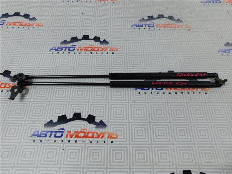 Амортизатор капота Toyota Mark X GRX120-0044217 4GR-FSE 2005