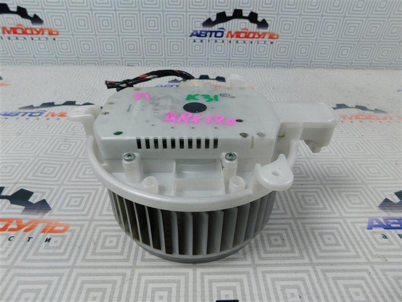 Мотор печки Toyota Mark X GRX120-0044217 4GR-FSE 2005