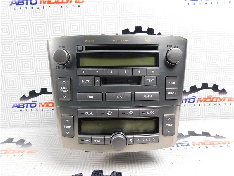 Блок управления климат-контролем Toyota Avensis AZT250-0005209 1AZ-FSE 2003