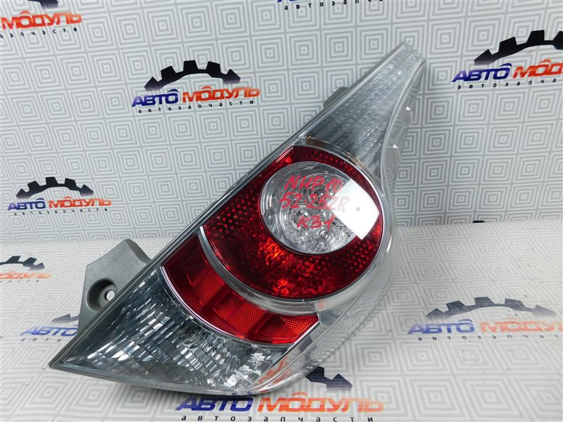 Стоп Toyota Aqua NHP10-6102815 1NZ-FXE 2012 правый