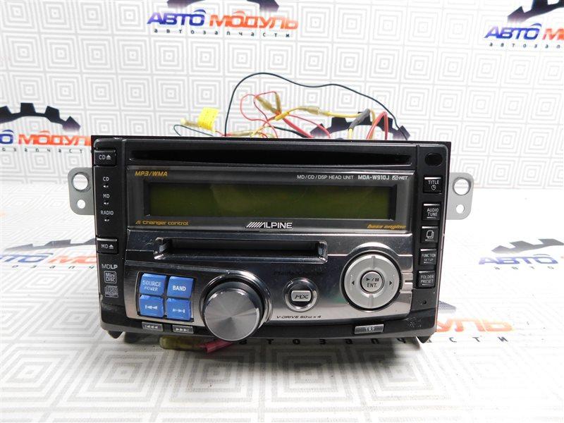 Магнитофон Toyota Corolla Ceres AE101-5295716 4A-FE 1996