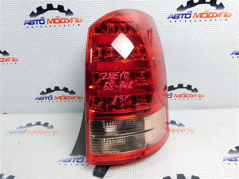 Стоп Toyota Wish ZNE10-0384836 1ZZ-FE 2007 правый