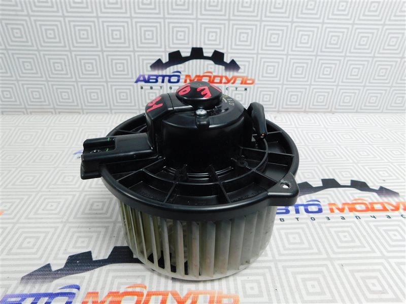 Мотор печки Toyota Wish ZNE10-0384836 1ZZ-FE 2007