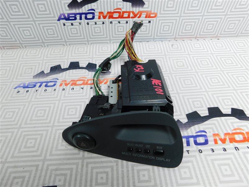 Часы Toyota Corolla Ceres AE101-5295716 4A-FE 1996