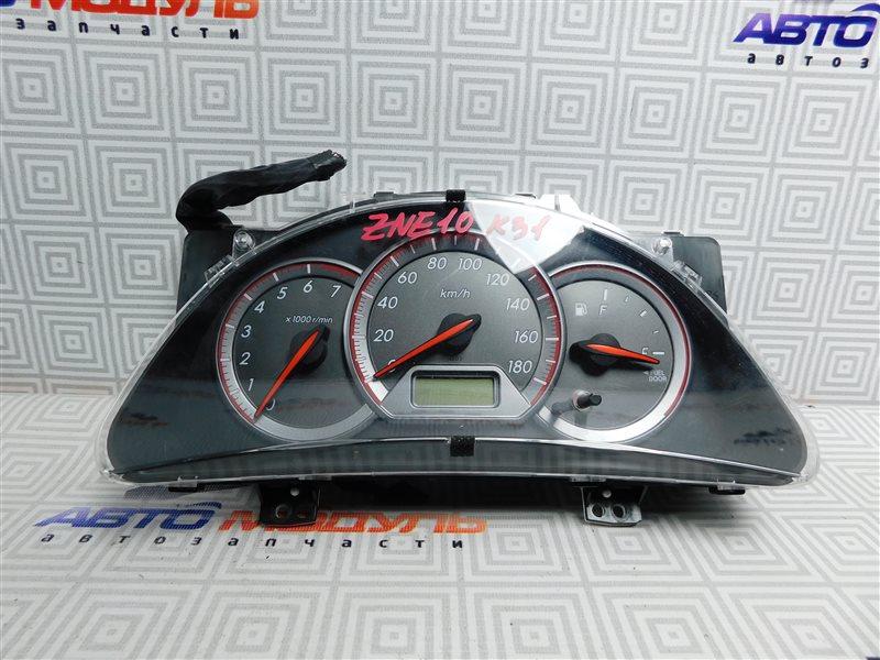 Панель приборов Toyota Wish ZNE10-0384836 1ZZ-FE 2007