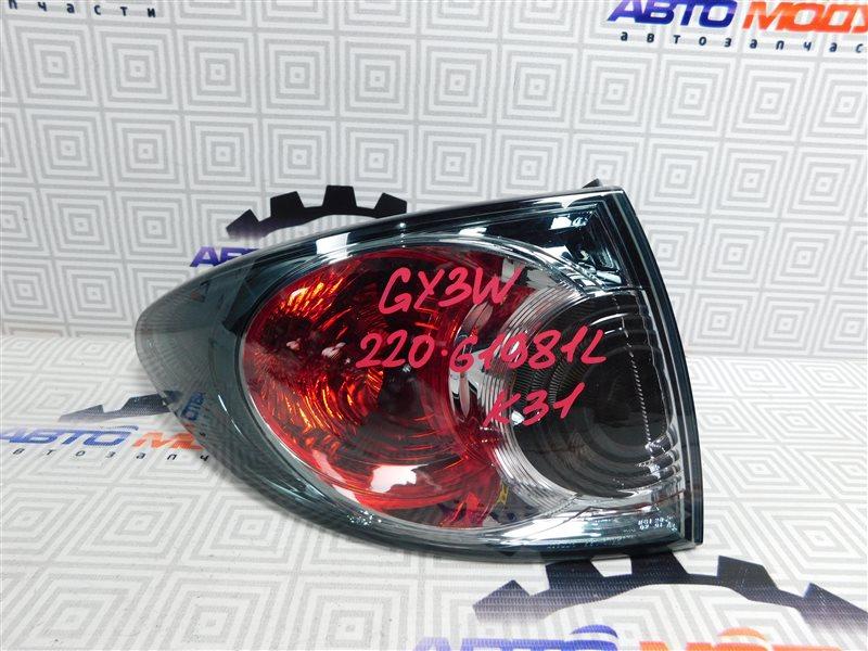 Стоп Mazda Atenza GY3W-504025 L3 2006 левый