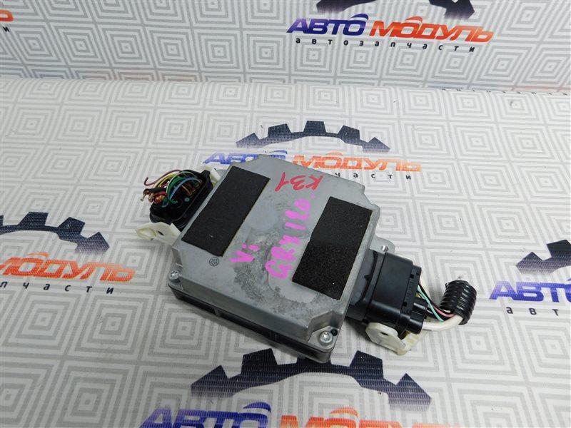 Блок управления рулевой рейкой Toyota Mark X GRX120 3GR-FSE