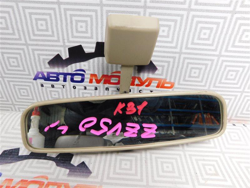 Зеркало салона Toyota Vista Ardeo ZZV50-0039998 1ZZ-FE 2001
